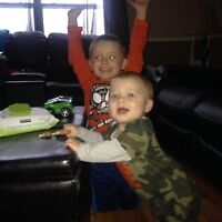 Offering child care in my home in middle sackville