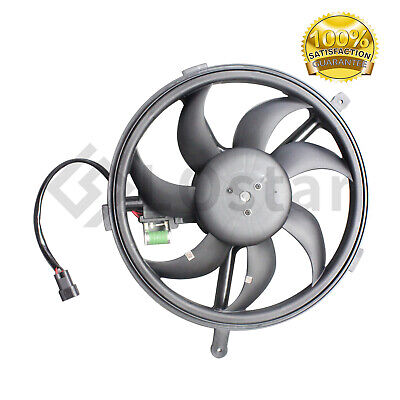 Radiator Cooling Fan Assembly Fits Mini Cooper Countryman 17422752632