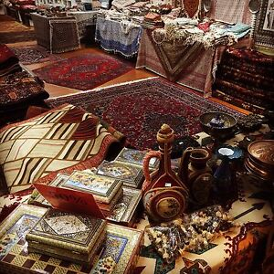 Persian Rugs And Crafts