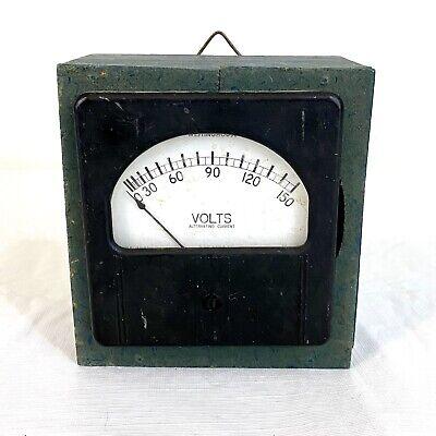 Vintage Westinghouse Volt Meter