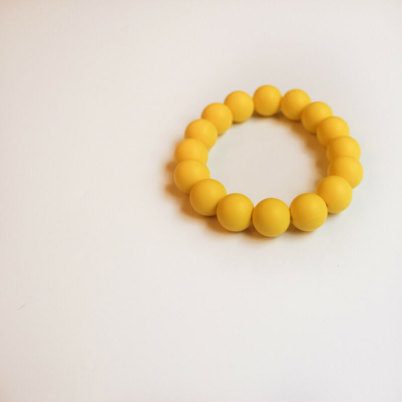 Baby Silicone Teether Teething Jewelry Teething Bracelet