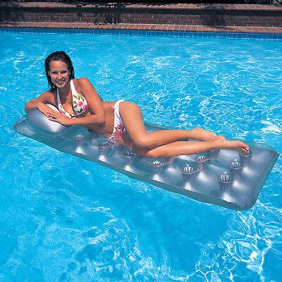 Intex Matratze Luftmatratze Pool Sessel Lounge Wasserliege Badeinsel Luftbett