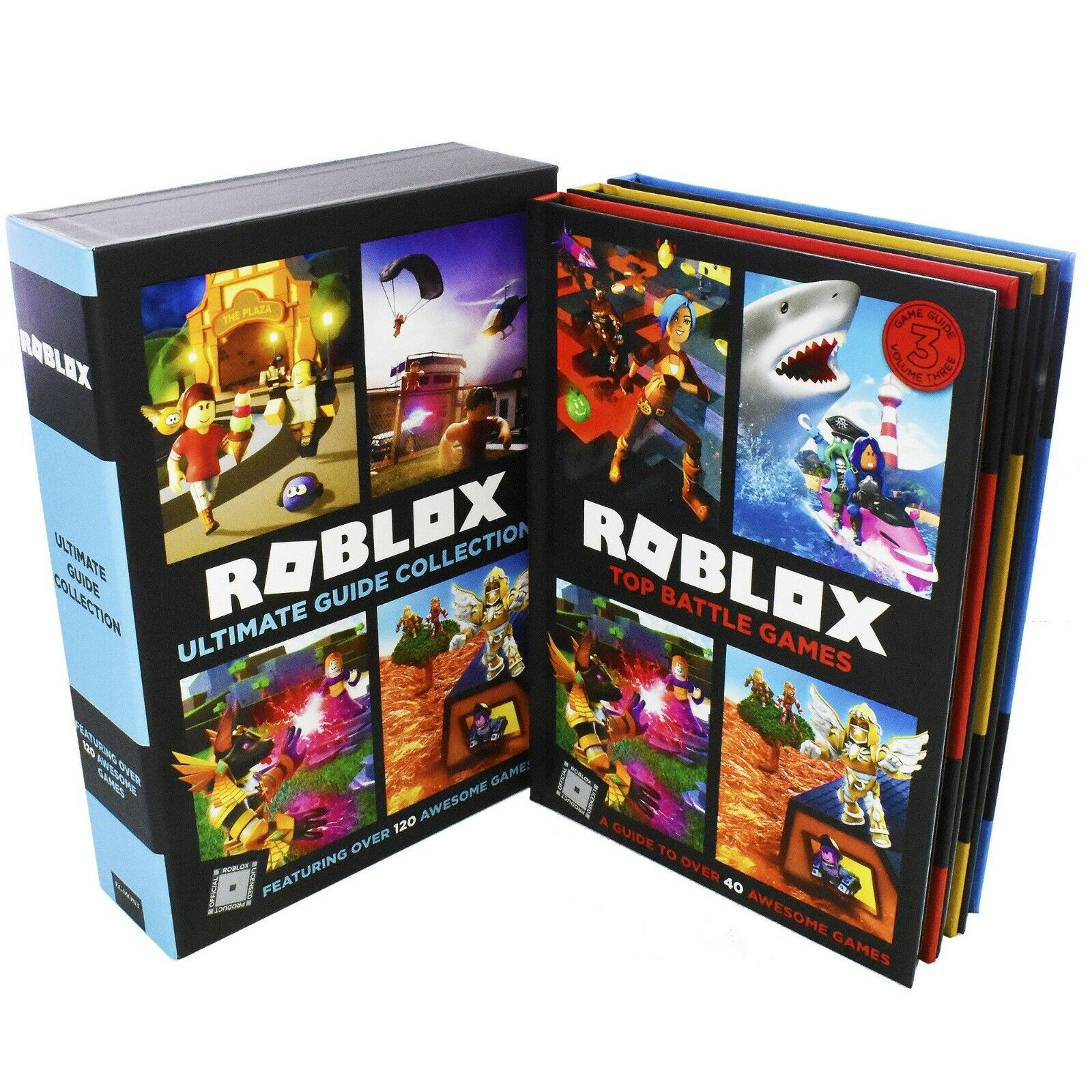 Roblox Ultimate Guide Collection Roblox Ultimate Guide 3 Books Children Collection Hardback By David Jagneaux 9781405297226 Ebay