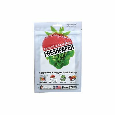 Fresh Paper Produce Saver Sheets