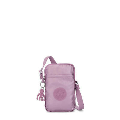 Kipling Tally Metallic Crossbody Phone Bag