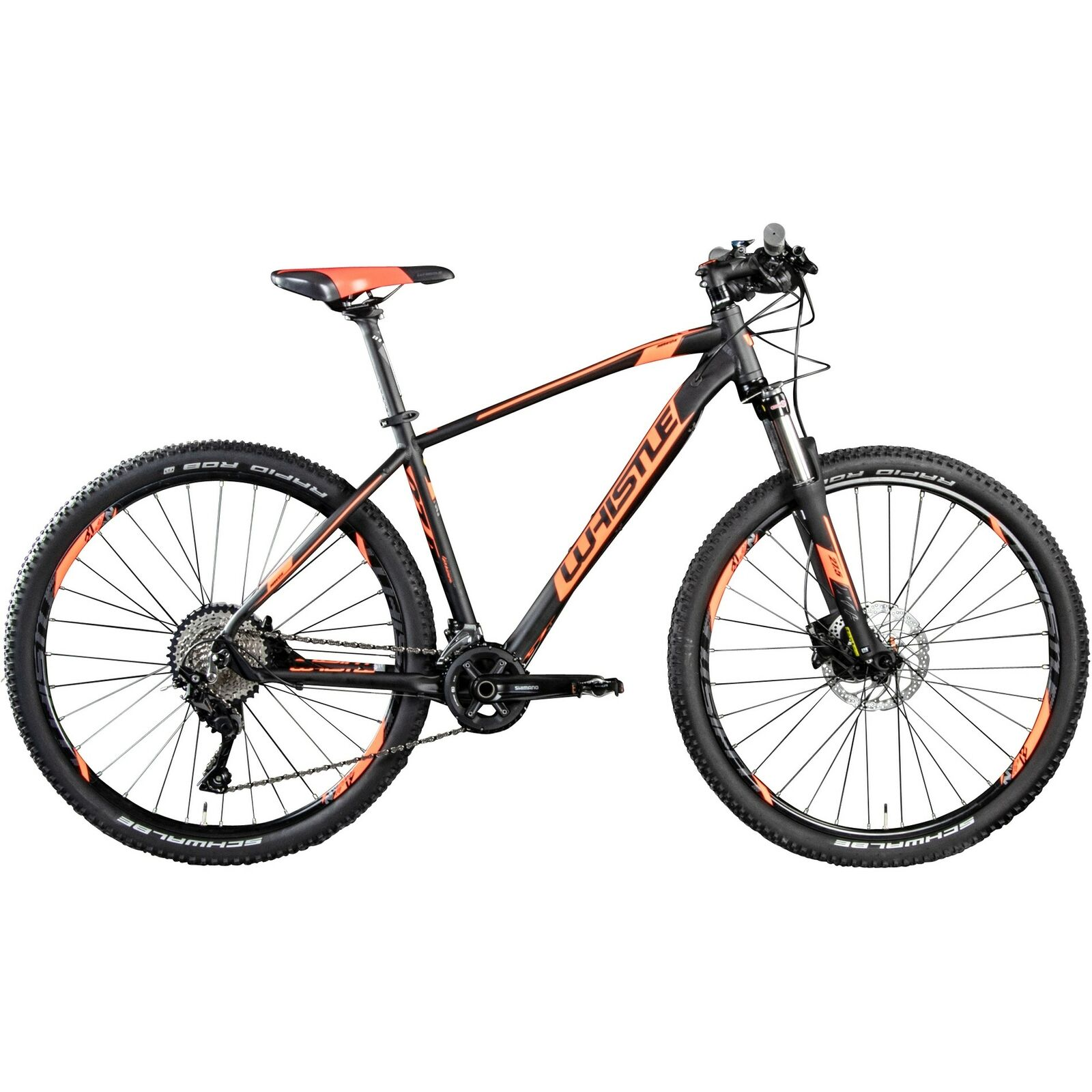 Mountainbike 650B Hardtail Whistle Miwok