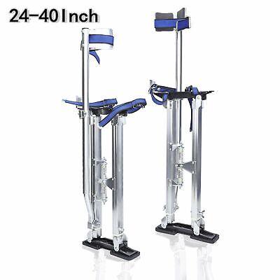Drywall Stilts 24-40 Inch Aluminum Tool Stilt For Painting Painter Taping Sliver