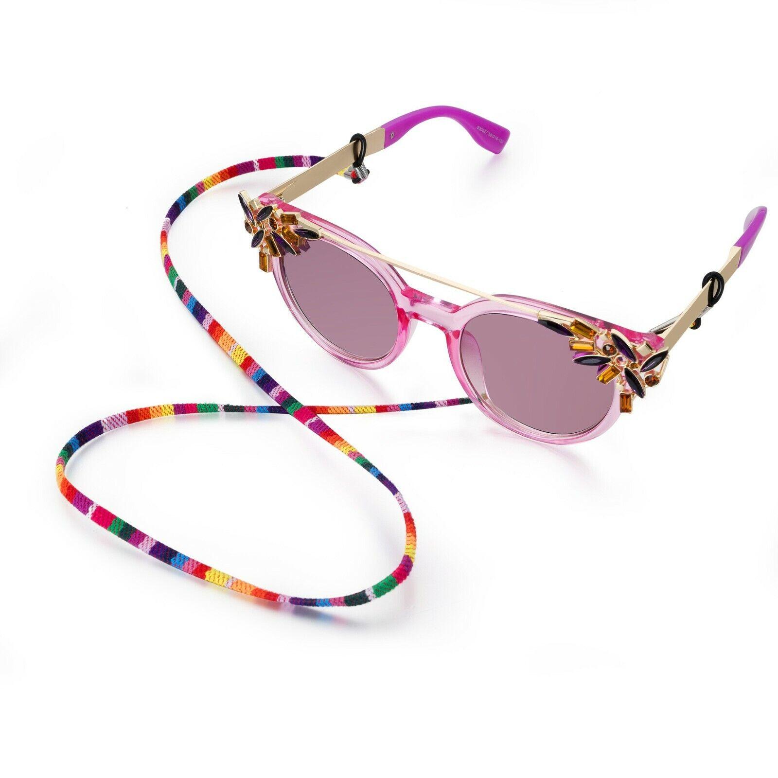 Sunglasses Neck Cord Strap Eyeglass Glasses String Lanyard Holder fashion  Rope Health & Beauty