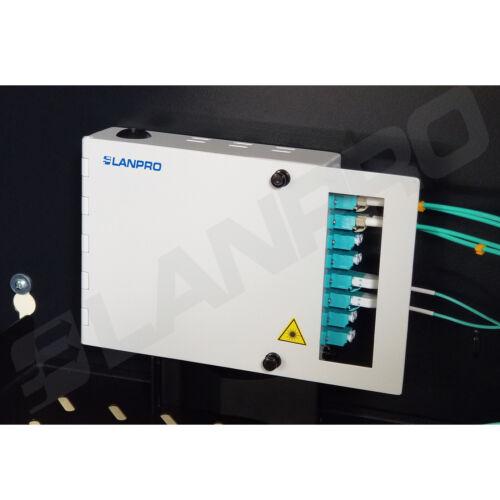 Wall Mount Fiber Optic Patch Panel FDP LiU ODF Box choose SC LC ST FC, SM or MM