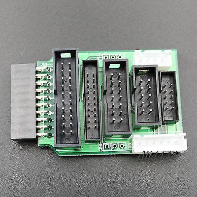 New J-link Emulator V8 All-arm Jtag Adapter Converter Supports Mini2440 Tq244
