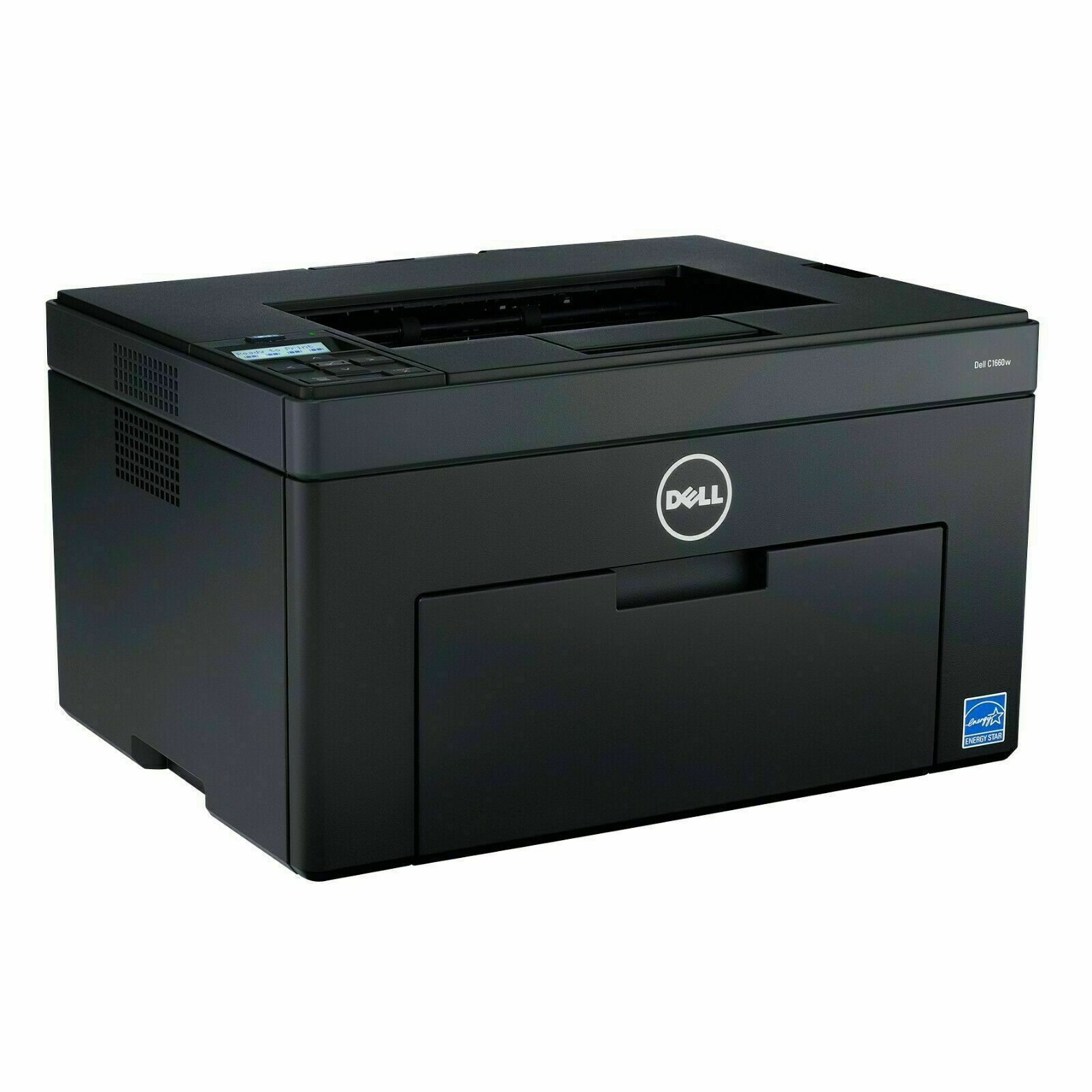 DELL C1660W Wireless Color Laser printer  90 Day Warranty W/