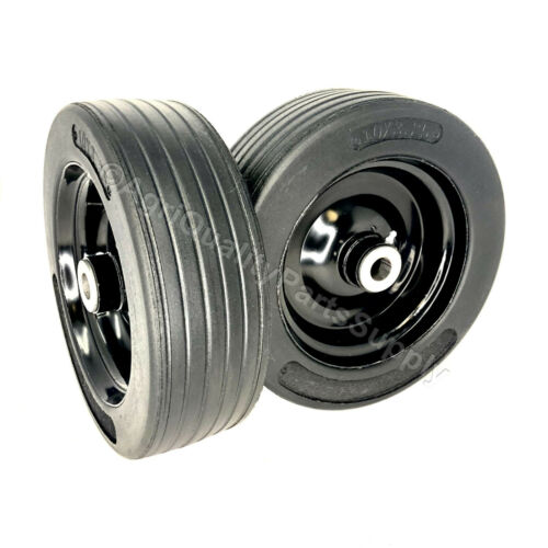 """10"""" x 3.25""""  Solid Finish Mower One(1) Wheel/Tire BUSH HOG 87750 NEW Replacement"""