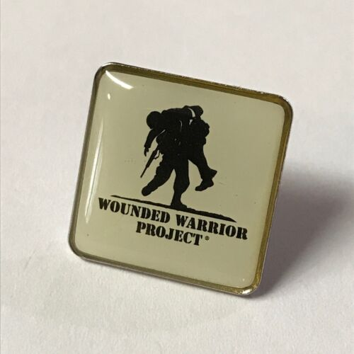 Vintage Wounded Warrior Project Military Lapel Pin Militaria Veteran US MILITARY