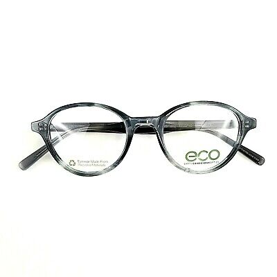 MODO Eco Eyeglass Frames Model 1105 Earth Consious Optics Gray Frame (Eco Eyeglass Frames)
