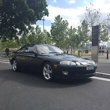 1991 Lexus SC400 / Toyota Soarer - fantastic condition Dawes Point Inner Sydney Preview