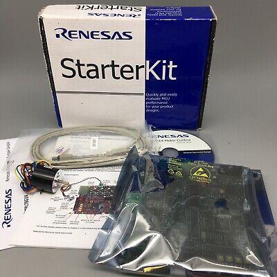 Renesas Rl78g14 Starter Kit Yrmck1trl78g14 In Box - Fast Free Shipping - H28