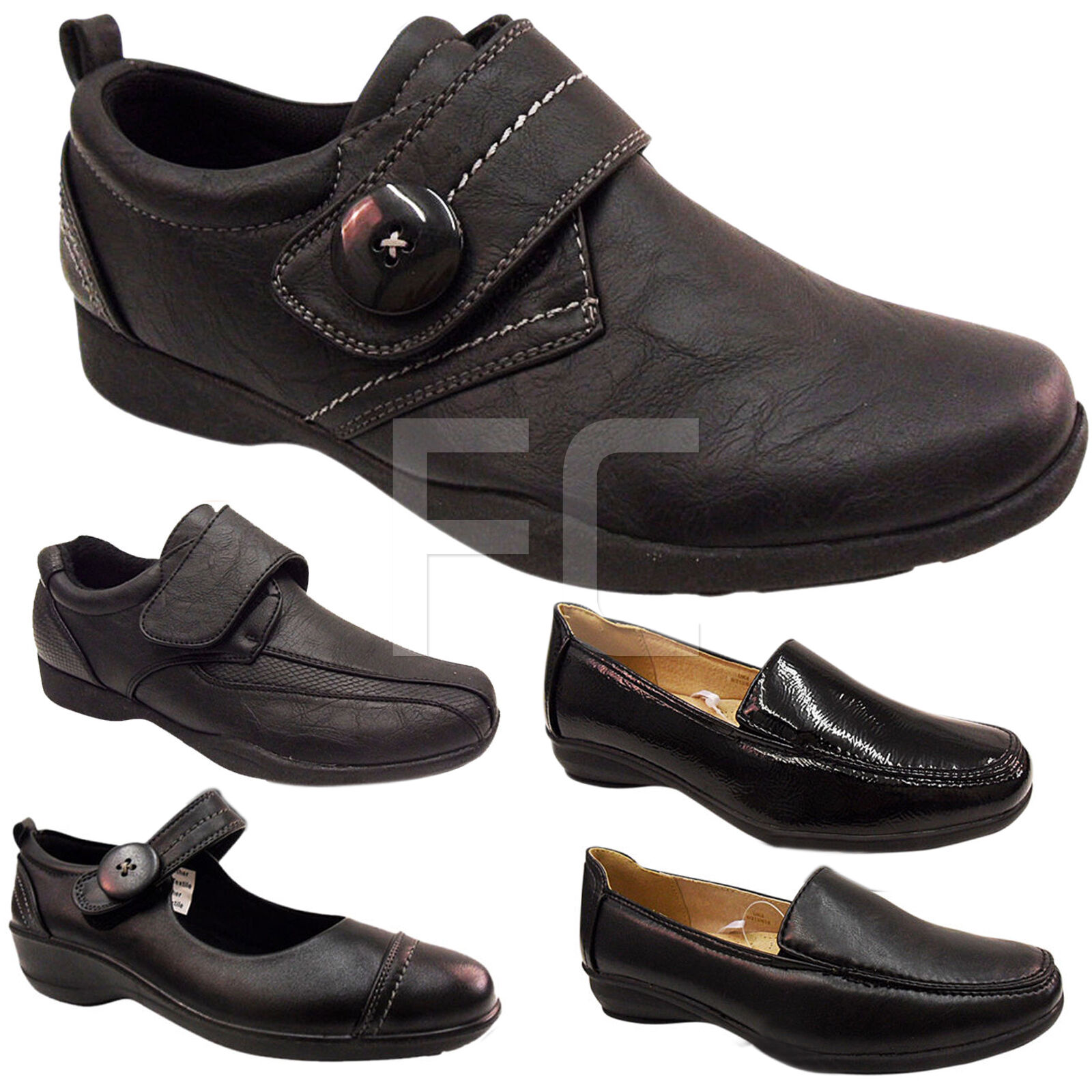 Ladies Extra Wide Shoes Canada