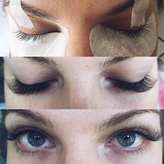 Eyelash extensions SPECIAL $50
