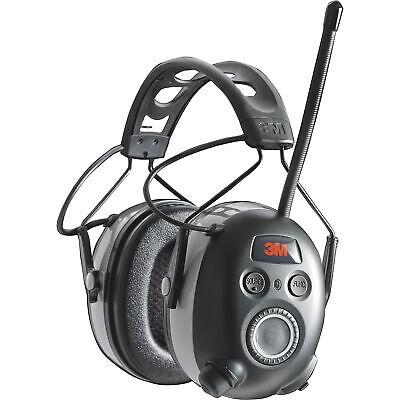 3m Worktunes Amfm Radiomp3 And Hearing Ear Protector Earmuffs W Bluetooth-
