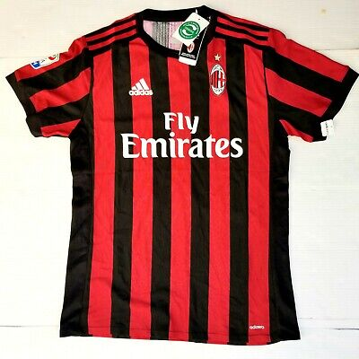 Adidas AC Milan Maldini #3 ACM Men's Jersey T-shirt size XL - New with tag