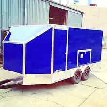 Enclosed Car trailer / Toy Haulers Adelaide CBD Adelaide City Preview