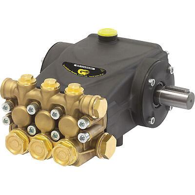 General Pump Triplex Pressure Washer Pump- 4.0 Gpm 4000 Psi Belt Drive