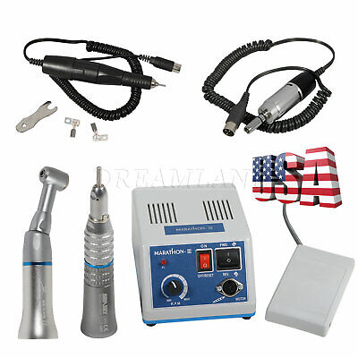 N3 Marathon Dental Lab Electric Micro Motor With 35krpm Handpiece Hxa