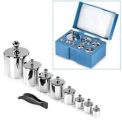 Neewer 1000g Calibration Weight Set for Mini Pocket Precision Balance Scale