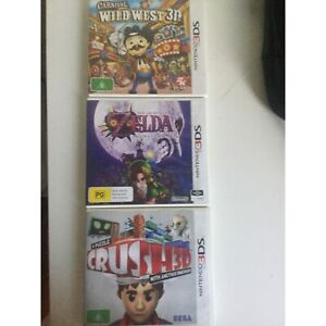 8 3ds and 2 ds games NEED GONE Beckenham Gosnells Area Preview