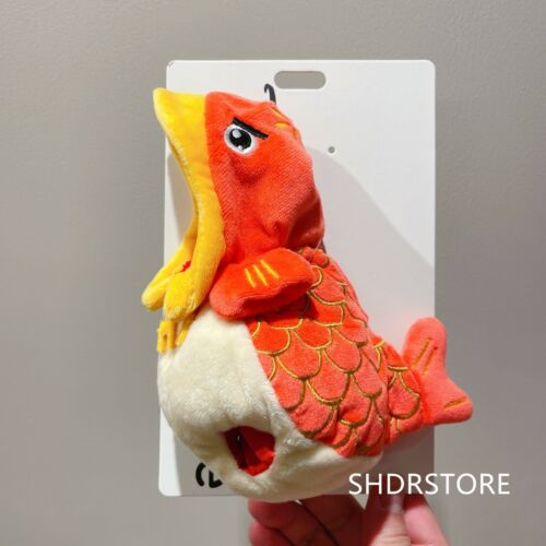 Disney Store shanghai exclusive 2021 nuiMOs Outfit costume Koi Fish