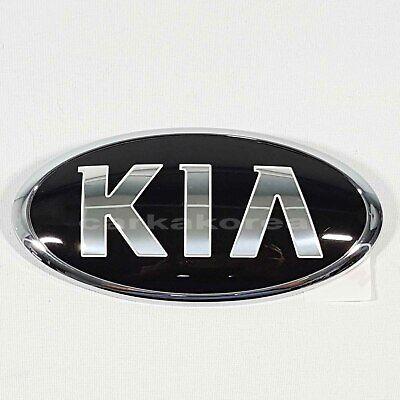 Genuine 863201W250 Front Hood Kia Logo Emblem For KIA FORTE, K3 : 2014-2015