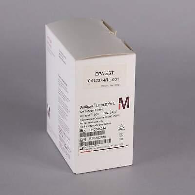 Millipore Amicon Ultra 0.5ml Ultracel 50k Centrifugal Filters Ufc505024