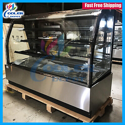 Deli Case Refrigerator Bakery Nsf 72 Showcase Pastry Case Display Cooler Depot