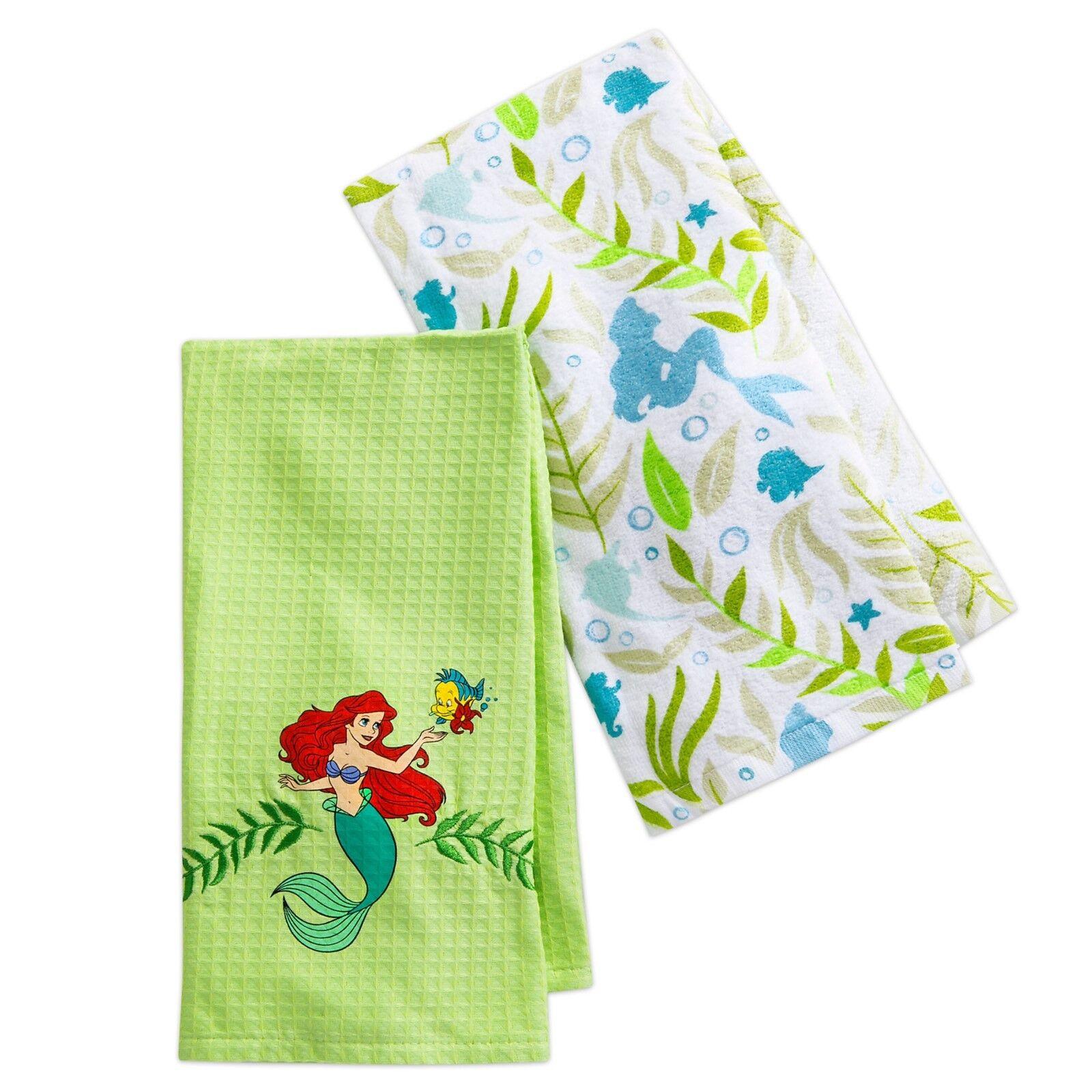 Disney Parks The Little Mermaid Ariel and Flounder Kitchen T