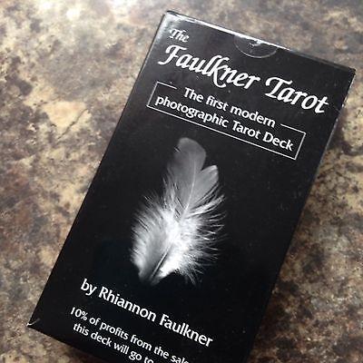 The Faulkner Tarot Deck (78 Card) BNIB RRP £24.99