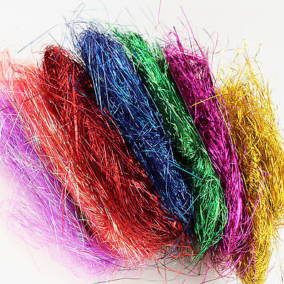 - Assorted Metallic Tinsel Hair Easter Gift Basket Stuffer Party Supplies Confetti