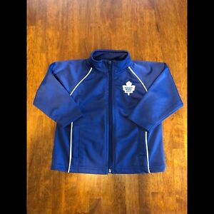 Toddler Toronto Maple Leafs Jacket