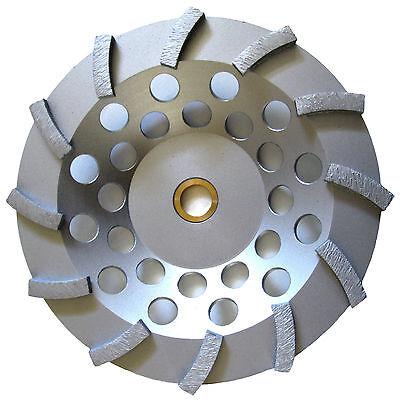 7 Pro.diamond Turbo Cup Wheel Concrete Stone Grinding
