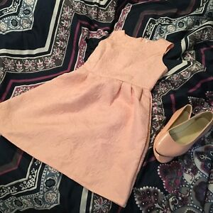 Size small dress with size 8 shoes $30 for the set