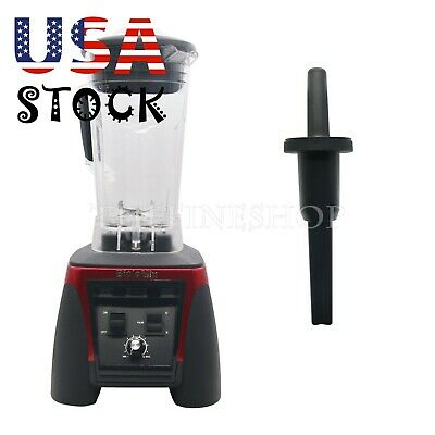 Bpa Free 3hp Heavy Duty Commercial Blender Mixer Juicer Food Processor Us Ship