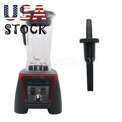 Bpa Free 3hp Heavy Duty Commercial Blender Mixer Juicer Food Processor Us Ship