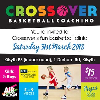 Crossover Basketball Clinic