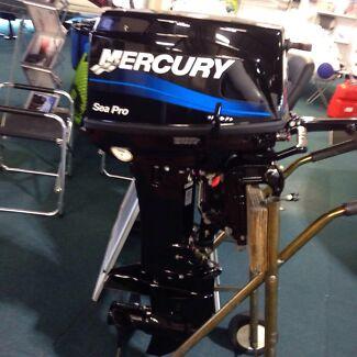 2016 25hp seapro Mercury  Highland Park Gold Coast City Preview