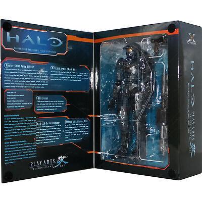Halo Combat Evolved Spartan Mark V Play Arts Kai Action Figure Square Enix - Spartan Combat