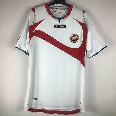 Costa Rica 2014 Away Football Shirt - Men's Medium/ Large  image