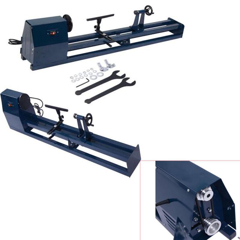 """1/2 HP 40"""" 375W Power Turning Wood Lathe 1000mm WoodShop"""