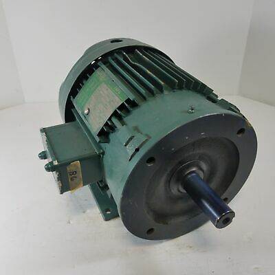 Lincoln Tf-41850 3 Hp 3 Phase Electric Motor Tefc