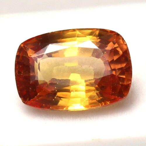 Natural 8.80 Ct Certified Montana Multi Color Sapphire Unheated Loose Gemstones