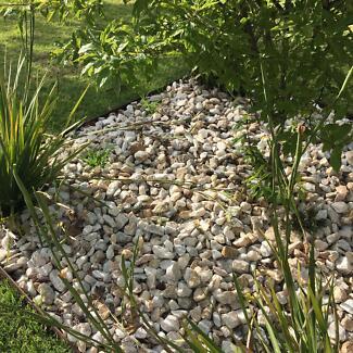 50mm Ice Rock- Garden Rocks