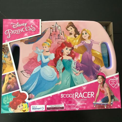 Disney Princess Scoot Racer Ride On Caster Board